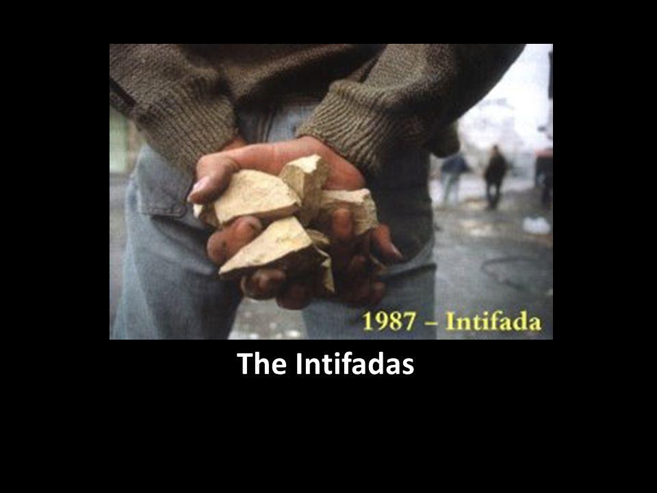 The Intifadas