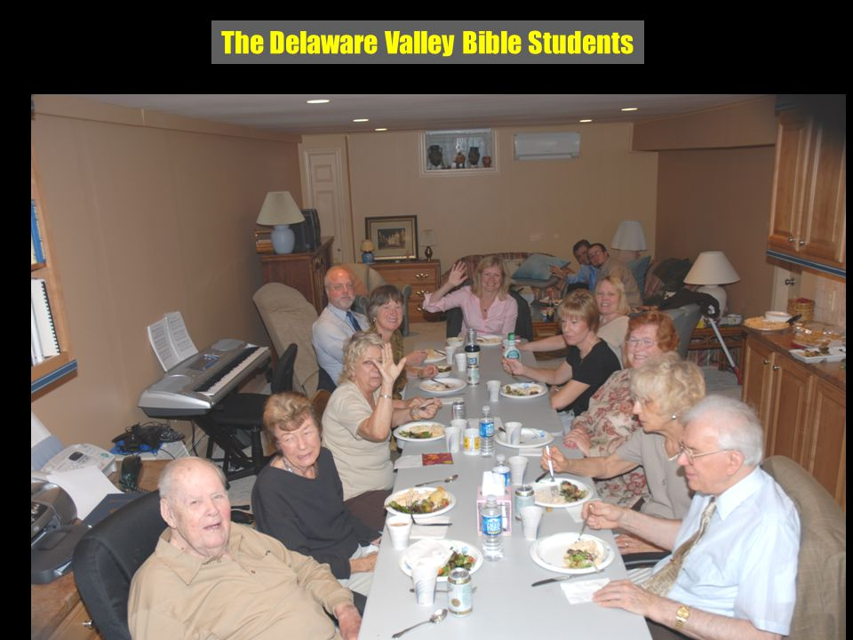 The Delaware Valley Bible Students
