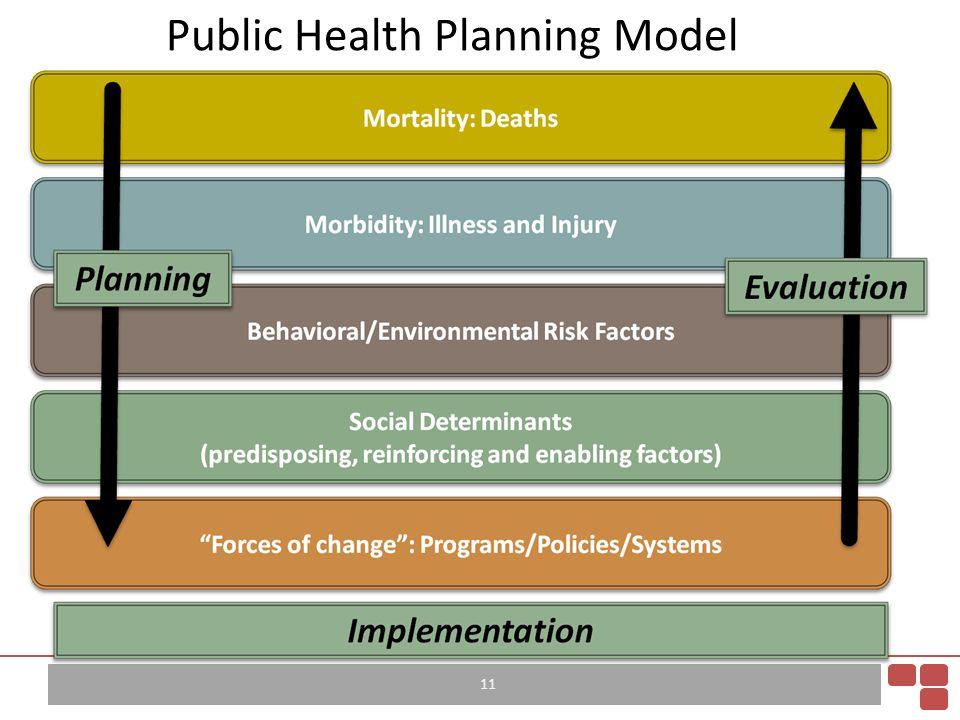 Public Health Planning Model