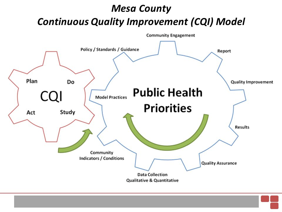 Continuous Quality Improvement (CQI) Model