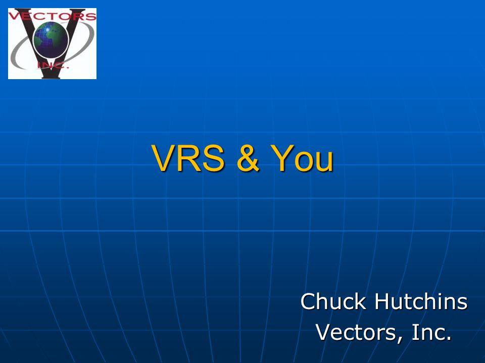 Chuck Hutchins Vectors, Inc.