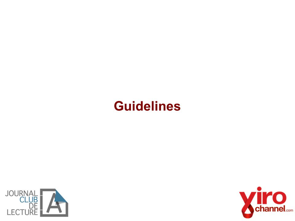 Guidelines 33