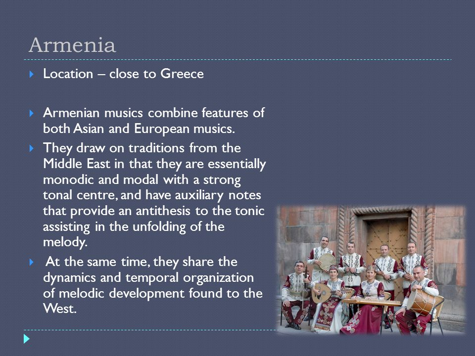 Armenia Location – close to Greece