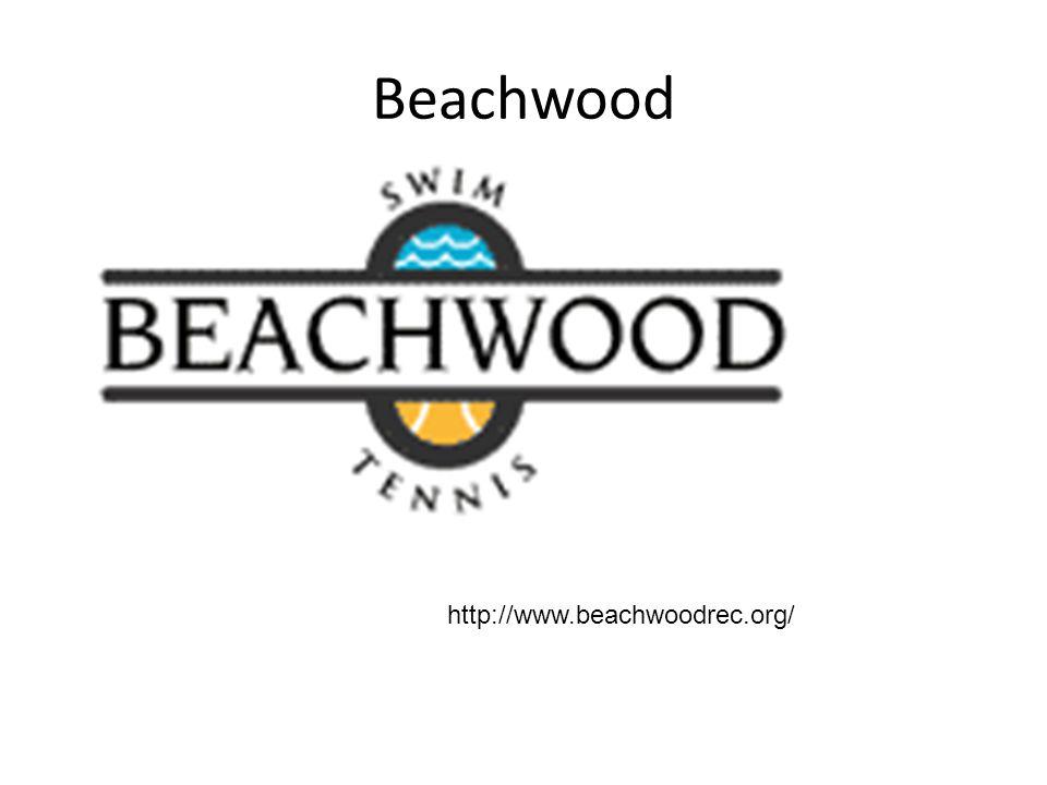 Beachwood http://www.beachwoodrec.org/