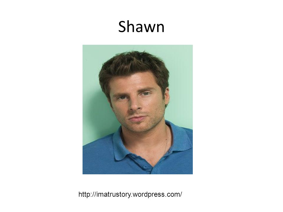 Shawn http://imatrustory.wordpress.com/