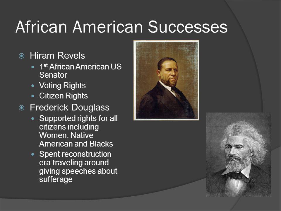 African American Successes