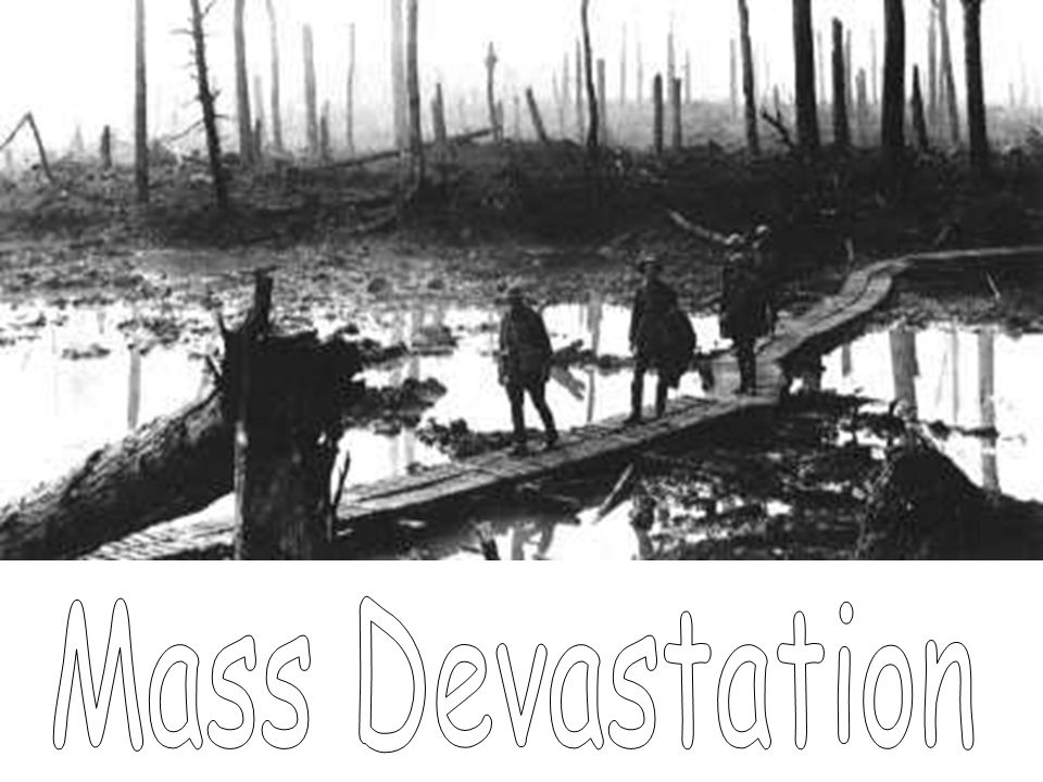 Mass Devastation
