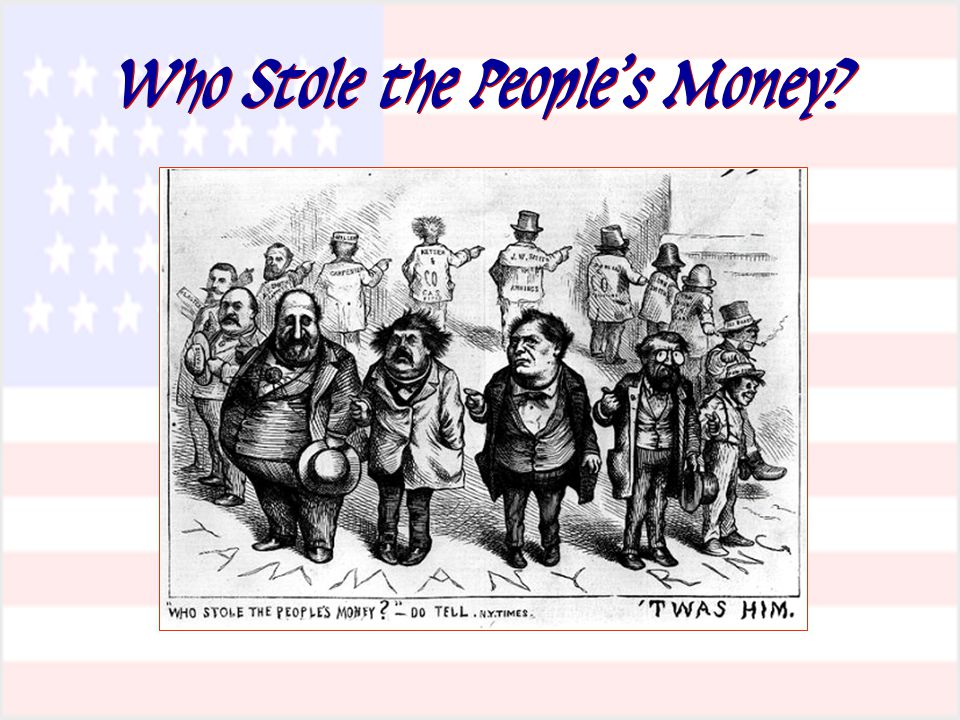 Who Stole the People's Money