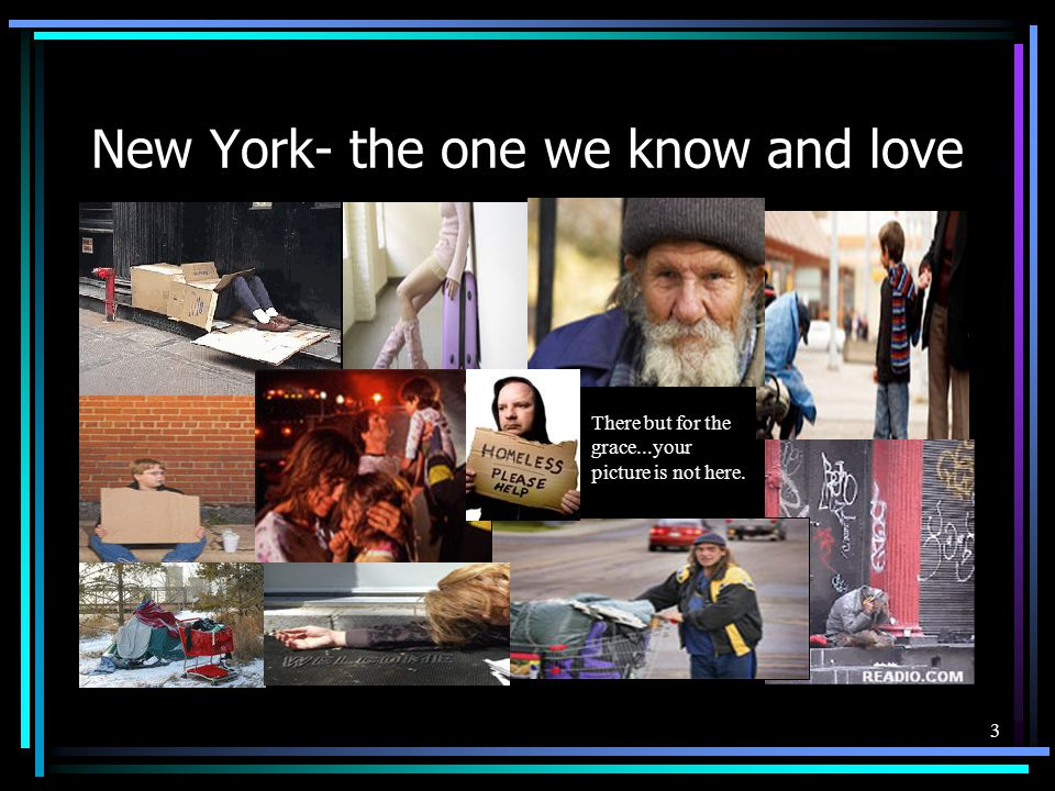 New York- the one we know and love