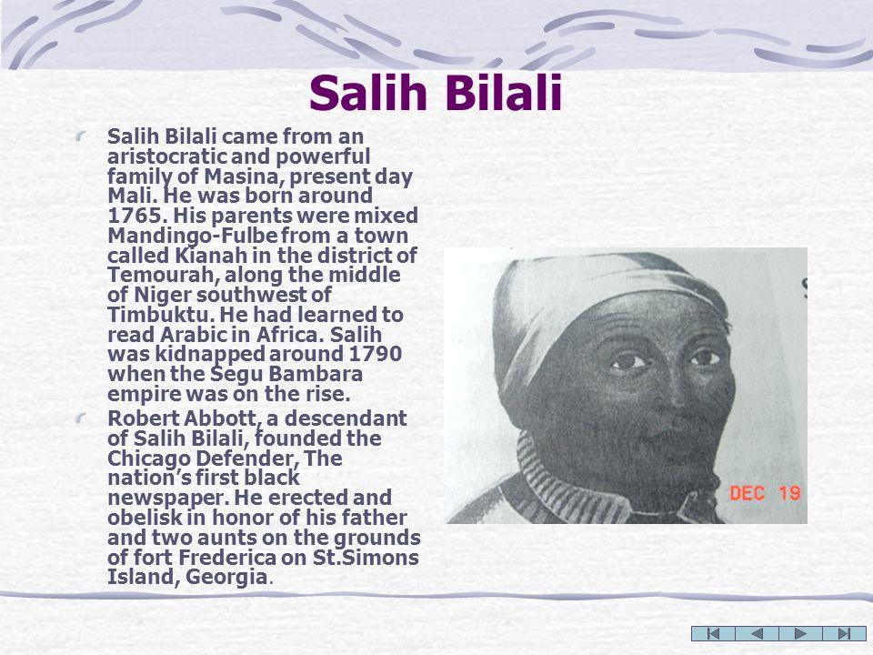 Salih Bilali