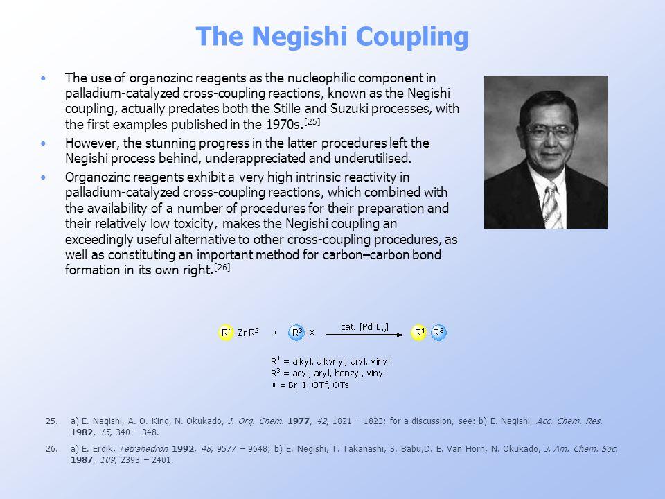 The Negishi Coupling