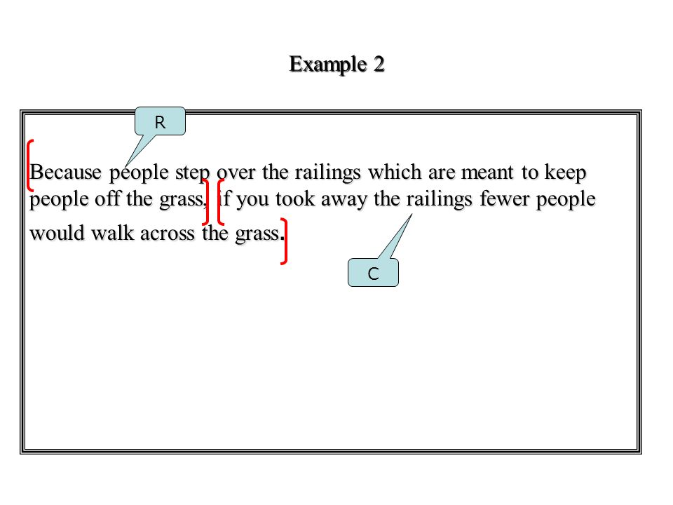 Example 2 R.