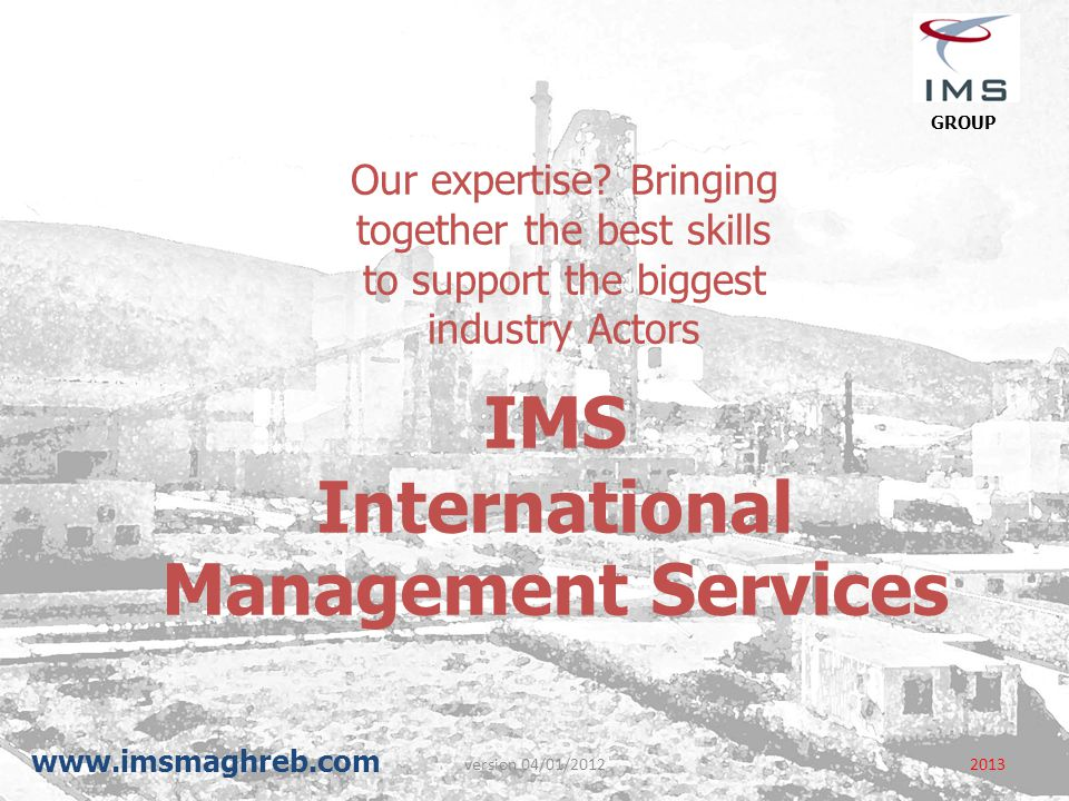 International Management Services