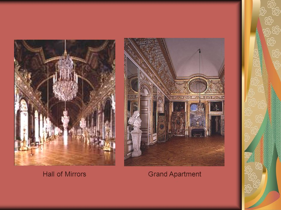 Hall of Mirrors Grand Apartment