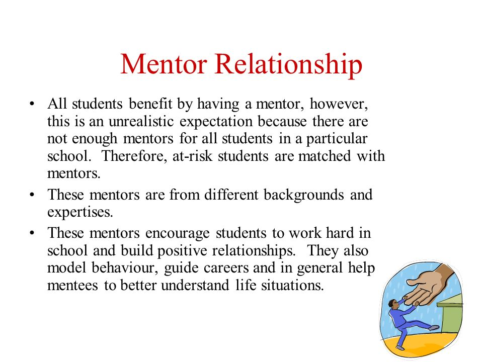 Mentor Relationship