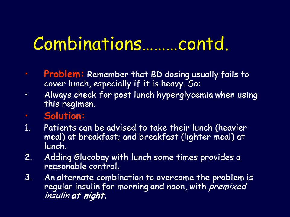 Combinations………contd.