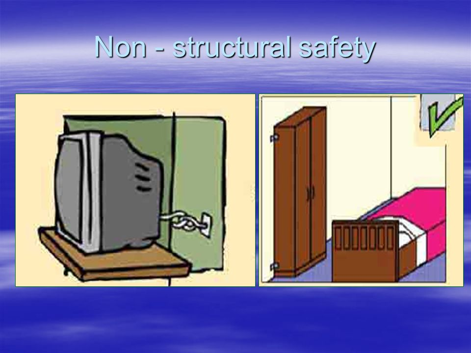 Non - structural safety