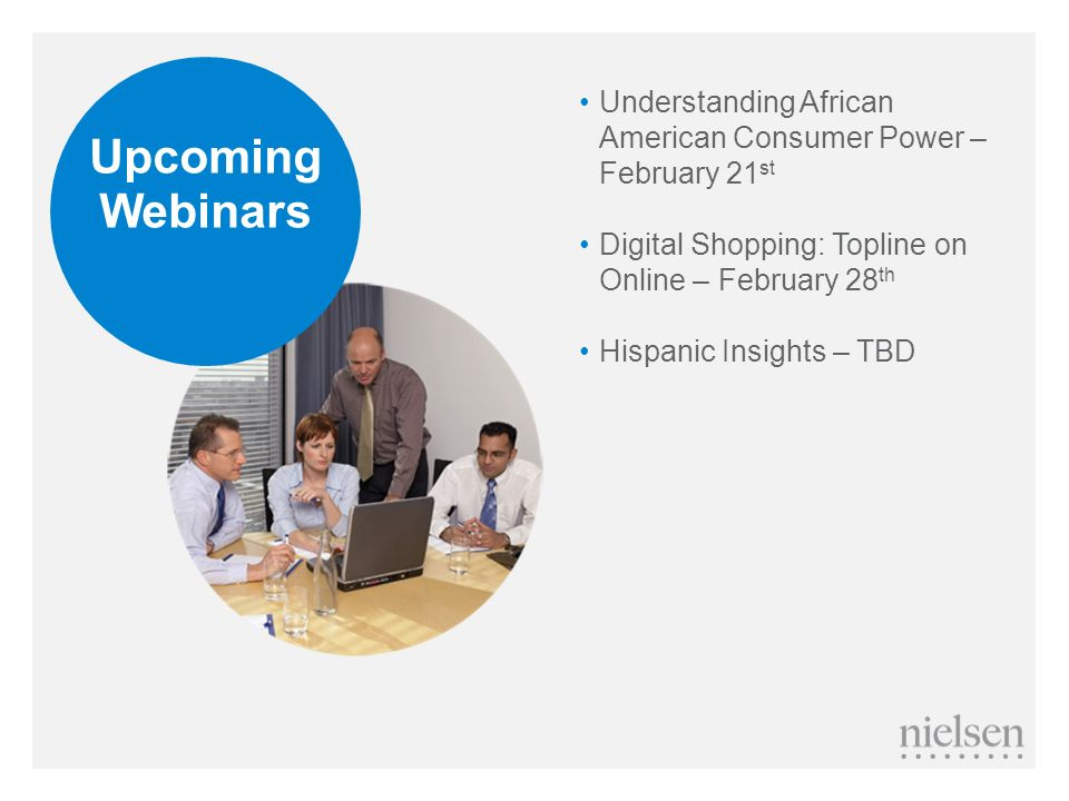 Understanding African American Consumer Power – February 21st