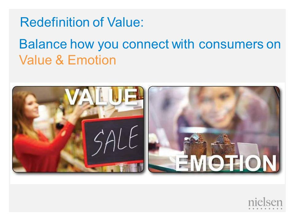 Redefinition of Value: