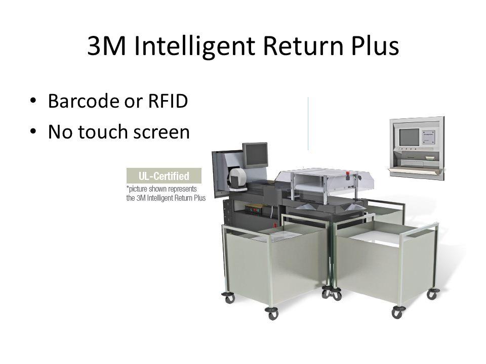 3M Intelligent Return Plus