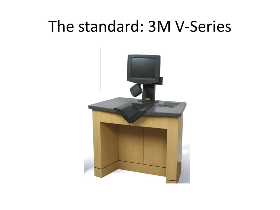 The standard: 3M V-Series