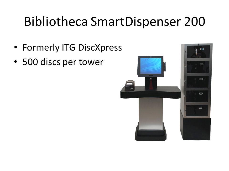 Bibliotheca SmartDispenser 200