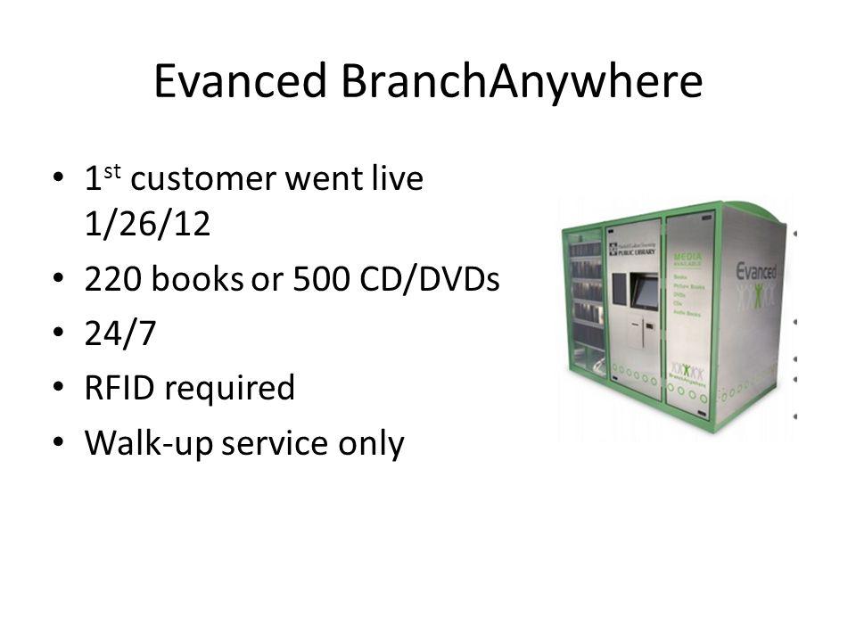 Evanced BranchAnywhere