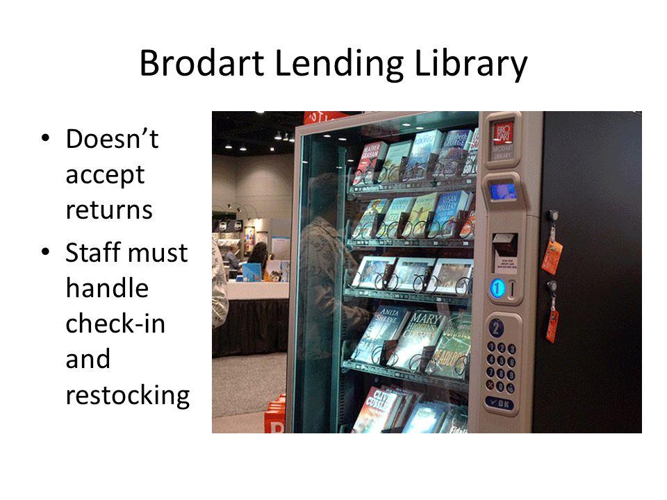 Brodart Lending Library
