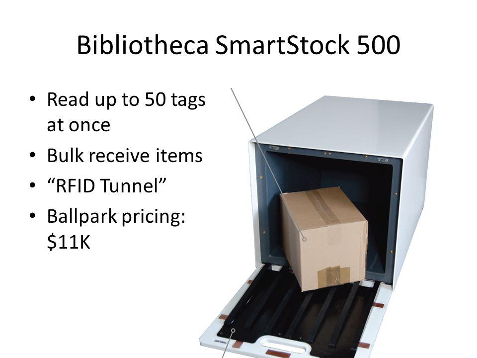 Bibliotheca SmartStock 500
