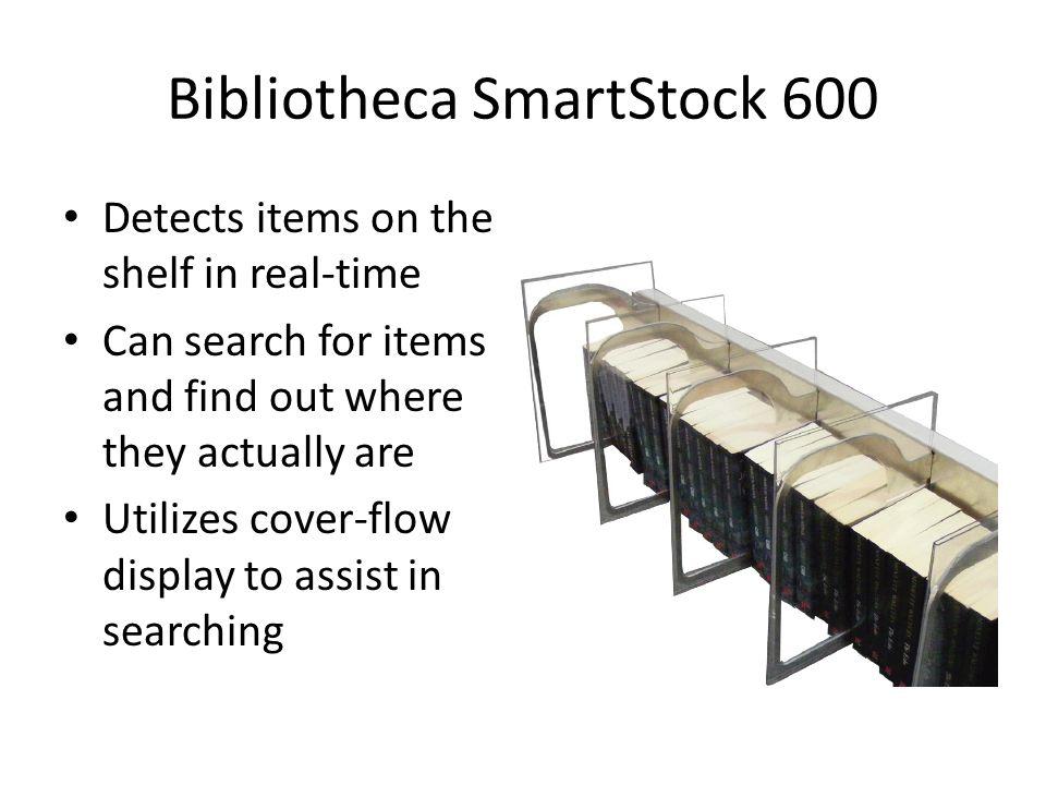 Bibliotheca SmartStock 600