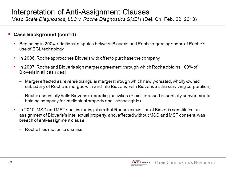 roche assignment Agree to assign vs hereby assign: in stanford v roche, the wording of assignment agreements determines patent ownership.