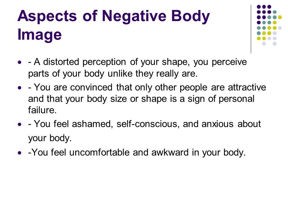 Aspects of Negative Body Image