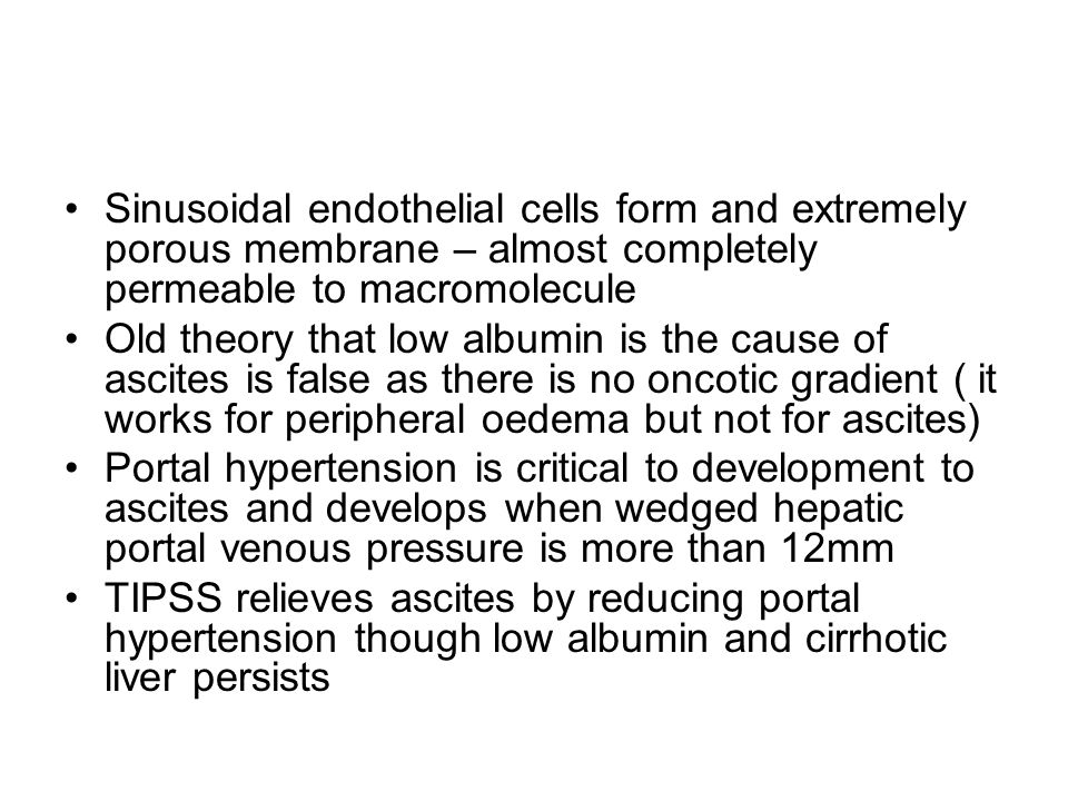 Sinusoidal endothelial cells form and extremely porous membrane – almost completely permeable to macromolecule
