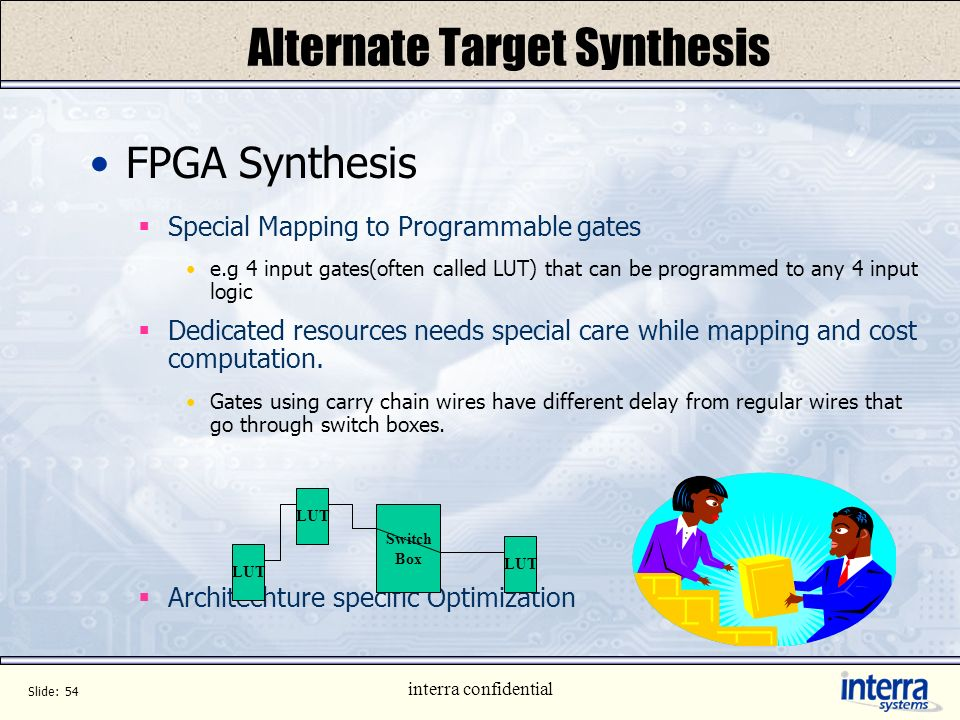 Alternate Target Synthesis