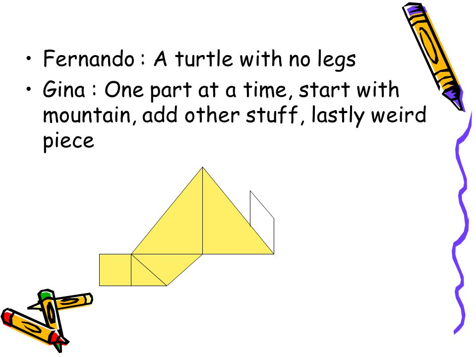 Fernando : A turtle with no legs