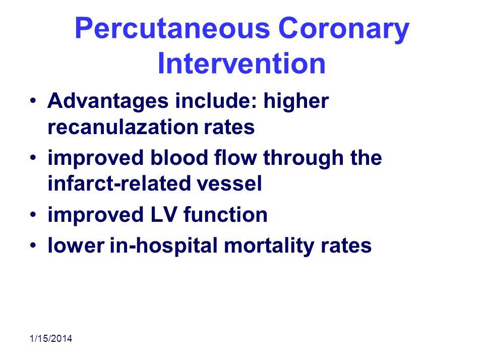 Percutaneous Coronary Intervention