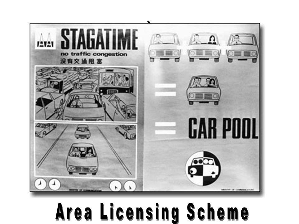 ` Area Licensing Scheme