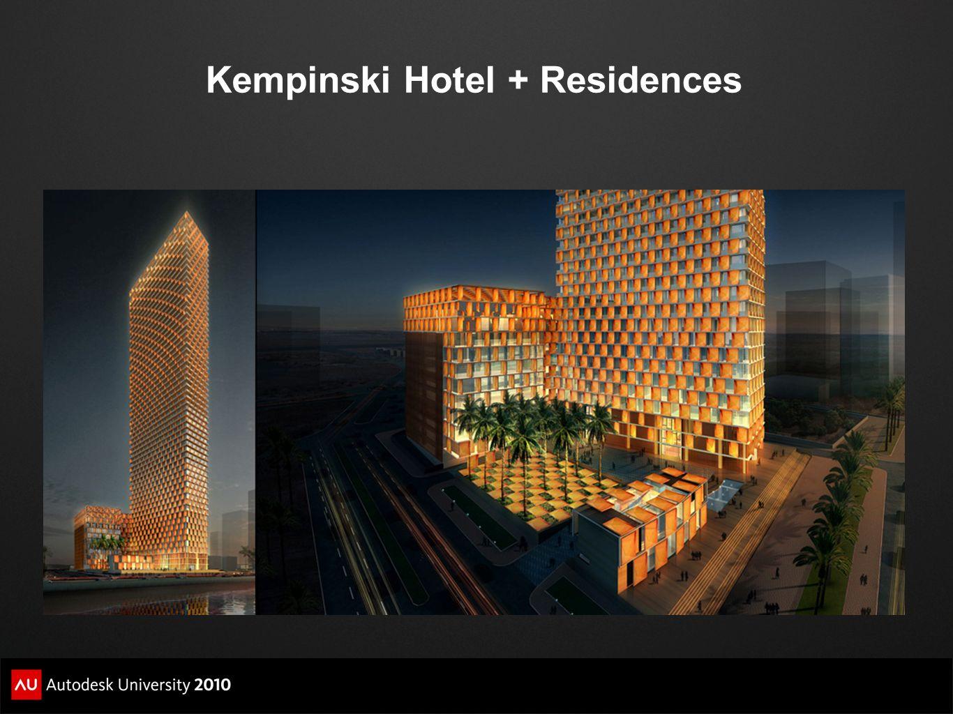 Kempinski Hotel + Residences