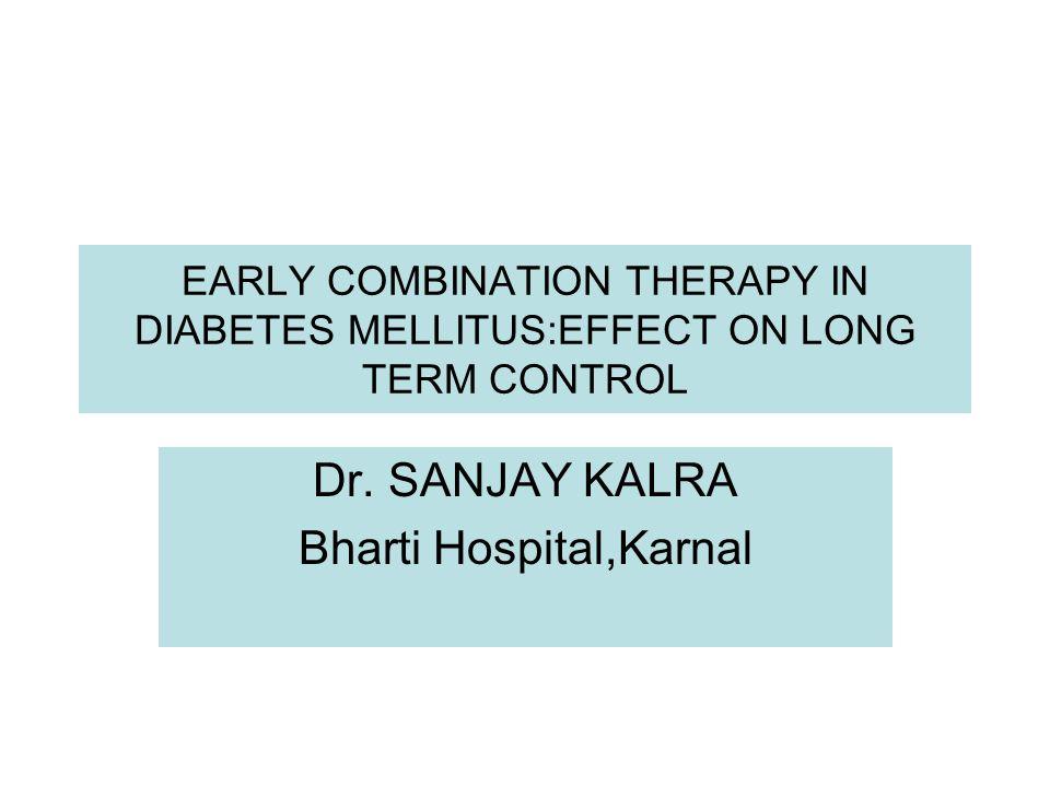 Dr. SANJAY KALRA Bharti Hospital,Karnal