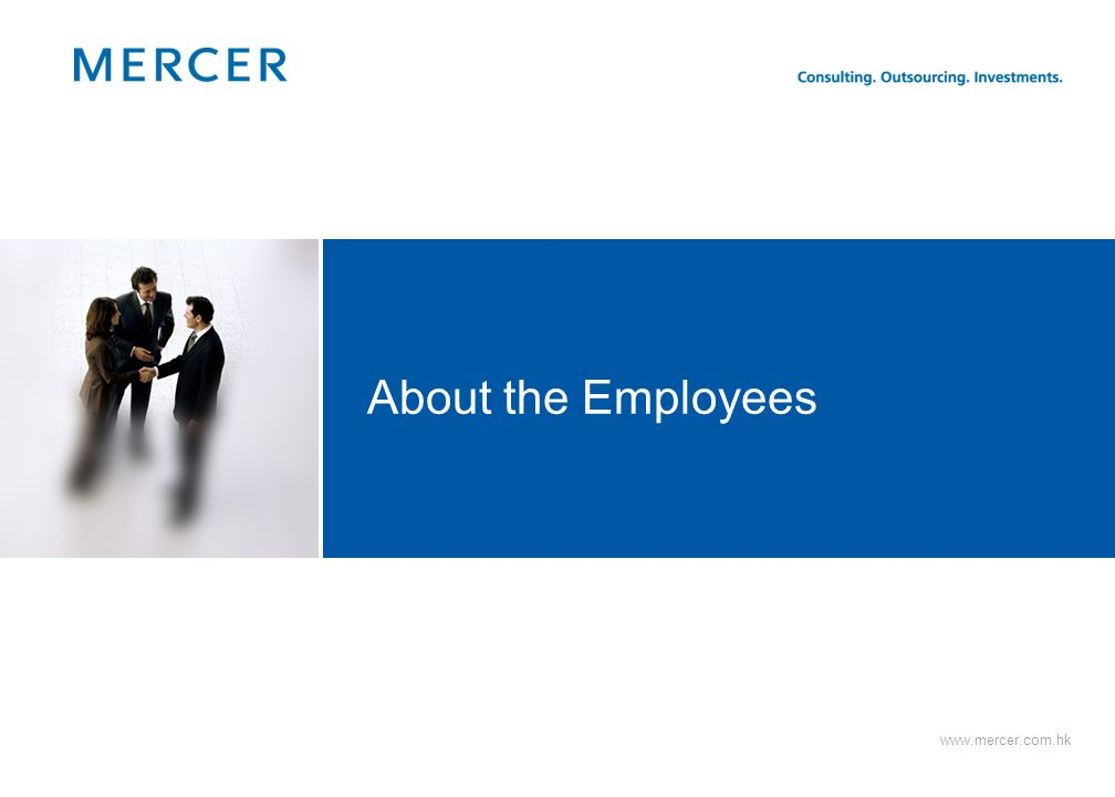 About the Employees