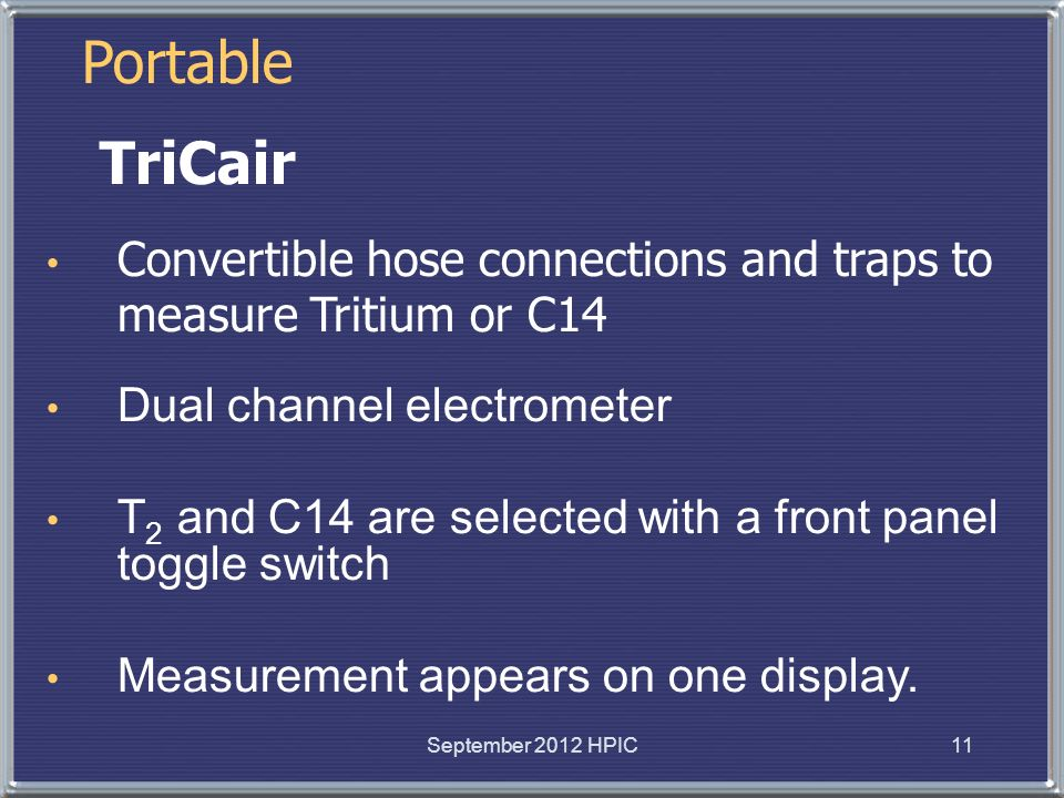 Portable TriCair Convertible hose connections and traps to