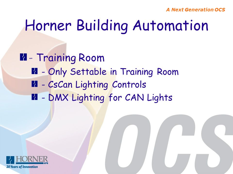 Horner Building Automation