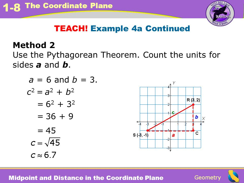 TEACH! Example 4a Continued