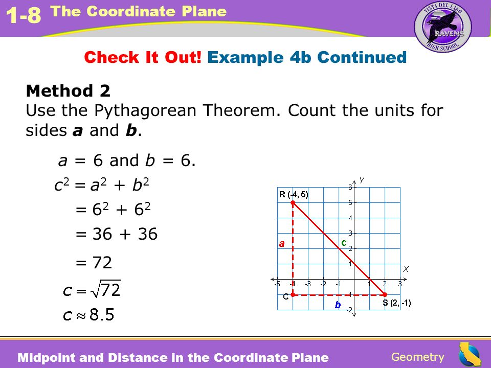 Check It Out! Example 4b Continued