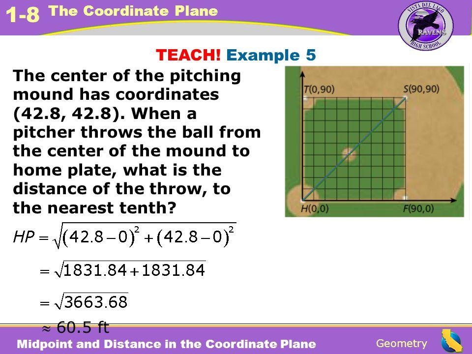 TEACH! Example 5