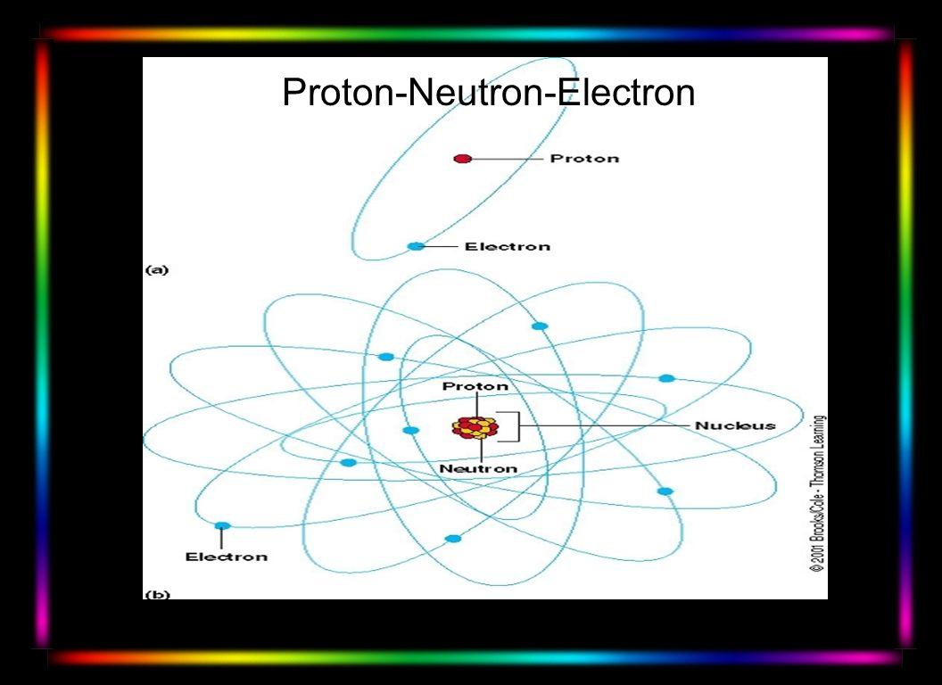 Proton-Neutron-Electron