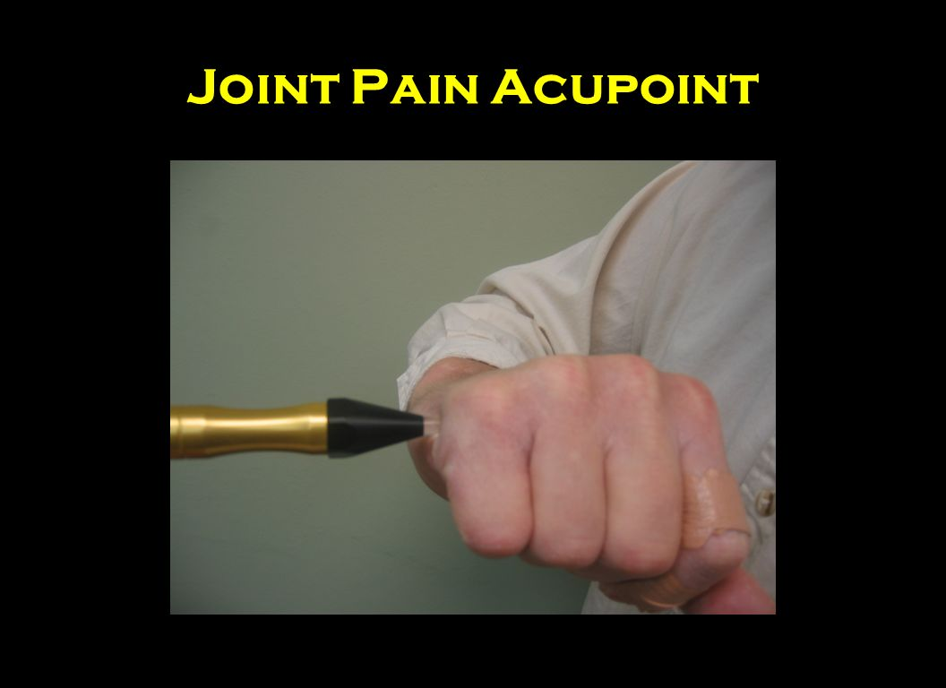 Joint Pain Acupoint