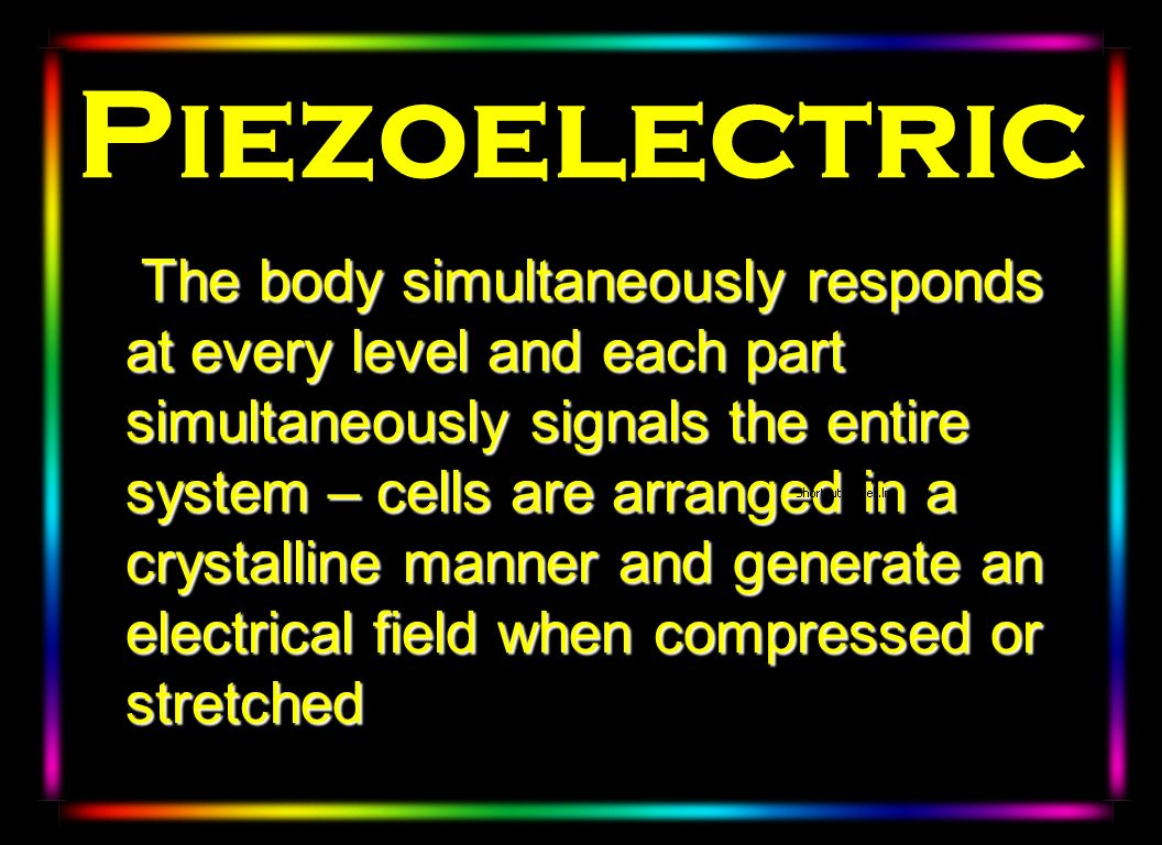 Piezoelectric
