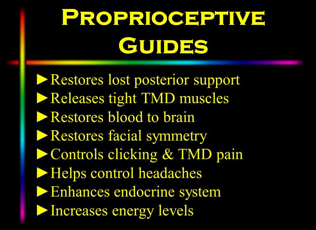 Proprioceptive Guides