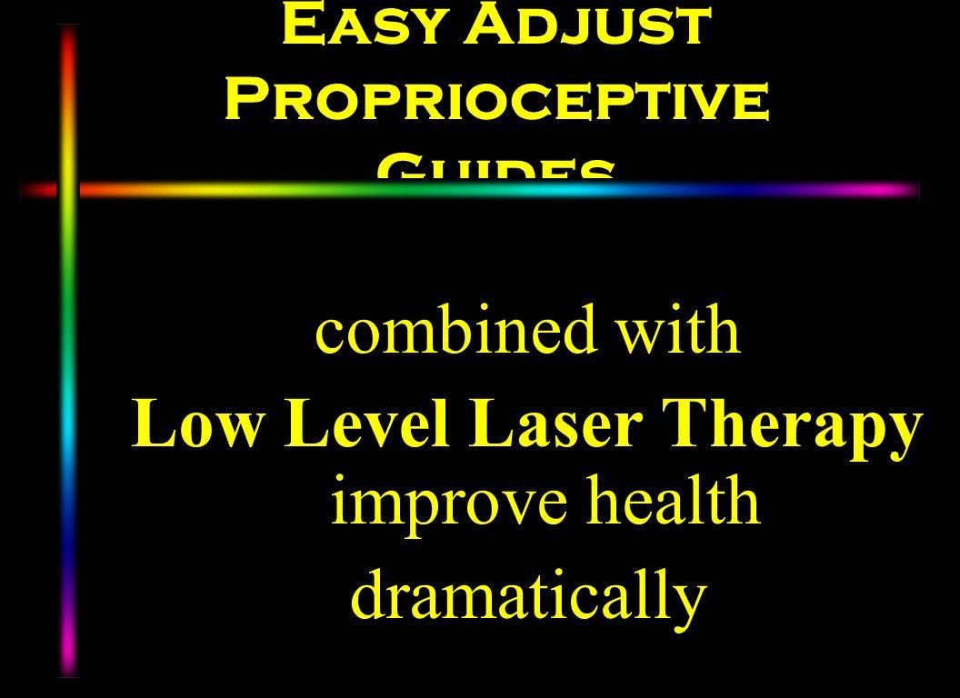 Easy Adjust Proprioceptive Guides
